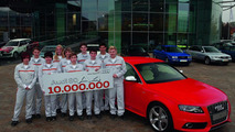 Audi celebrates ten millionth midsize car 27.10.2011