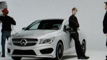 Mercedes-Benz CLA teaser photo released [pic with AMG pack leaked]