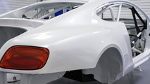 Bentley Continental GT3 development photo 12.6.2013