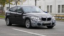 2014 BMW 5-Series GT facelift spy photo 13.11.2012 / Automedia