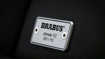 BRABUS ULTIMATE 112 Debut in Frankfurt