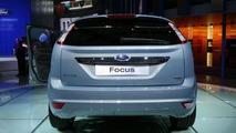 Facelifted Focus for Frankfurt