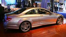 Mercedes-Benz CL 65 AMG at NYIAS