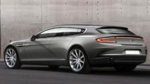 Aston Martin Rapide Shooting Brake by Bertone breaks cover