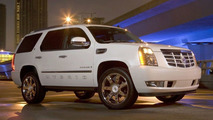 Cadillac Escalade Hybrid Pricing Announced