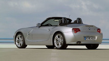 New BMW Z4 and Z4 M Roadster Unveiled