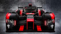 Audi unveils 2016 WEC challenger