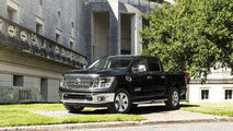 Nissan Texas Titan edition trucks debut with extra chrome at state fair
