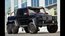 Brabus Mercedes-Benz B63S 6x6