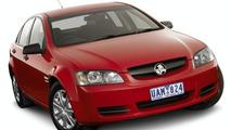 Holden Omega with Dual-Fuel Alloytec V6
