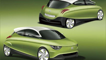 Suzuki Regina concept could be new global small car