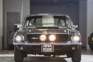 This 1967 Shelby GT500 Mustang is the Better Bullitt
