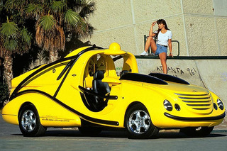This is the V8 Hovercraft Hauler You Always Wanted