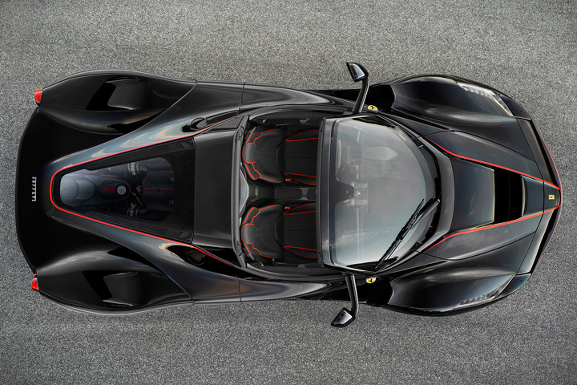 The 2017 Ferrari LaFerrari Convertible is Here — And Already Sold Out