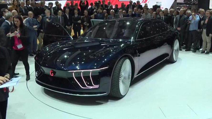 Italdesign Giugiaro GEA concept adds style to Geneva Motor Show