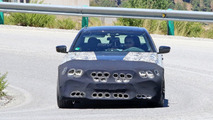 2018 BMW M5 hides larger air intakes in latest round of testing