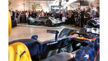 Aston Martin and Red Bull Racing AM-RB 001 live reveal