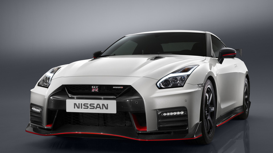 Nissan GT-R Nismo pricing announced for France, Germany and UK