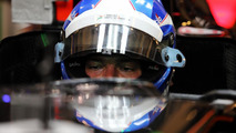 Palmer to drive on Fridays for Lotus