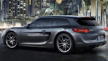 Porsche Cayvan render is an improbable Cayman Shooting Brake