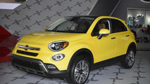 2016 Fiat 500X live in Los Angeles