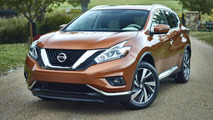 Nissan Murano Hybrid unveiled in Shanghai