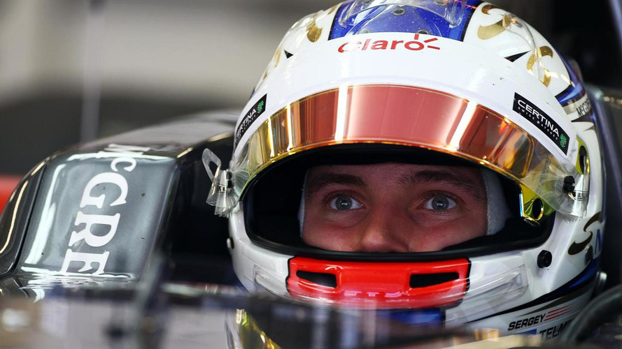 Sirotkin confirms talks for Force India test seat
