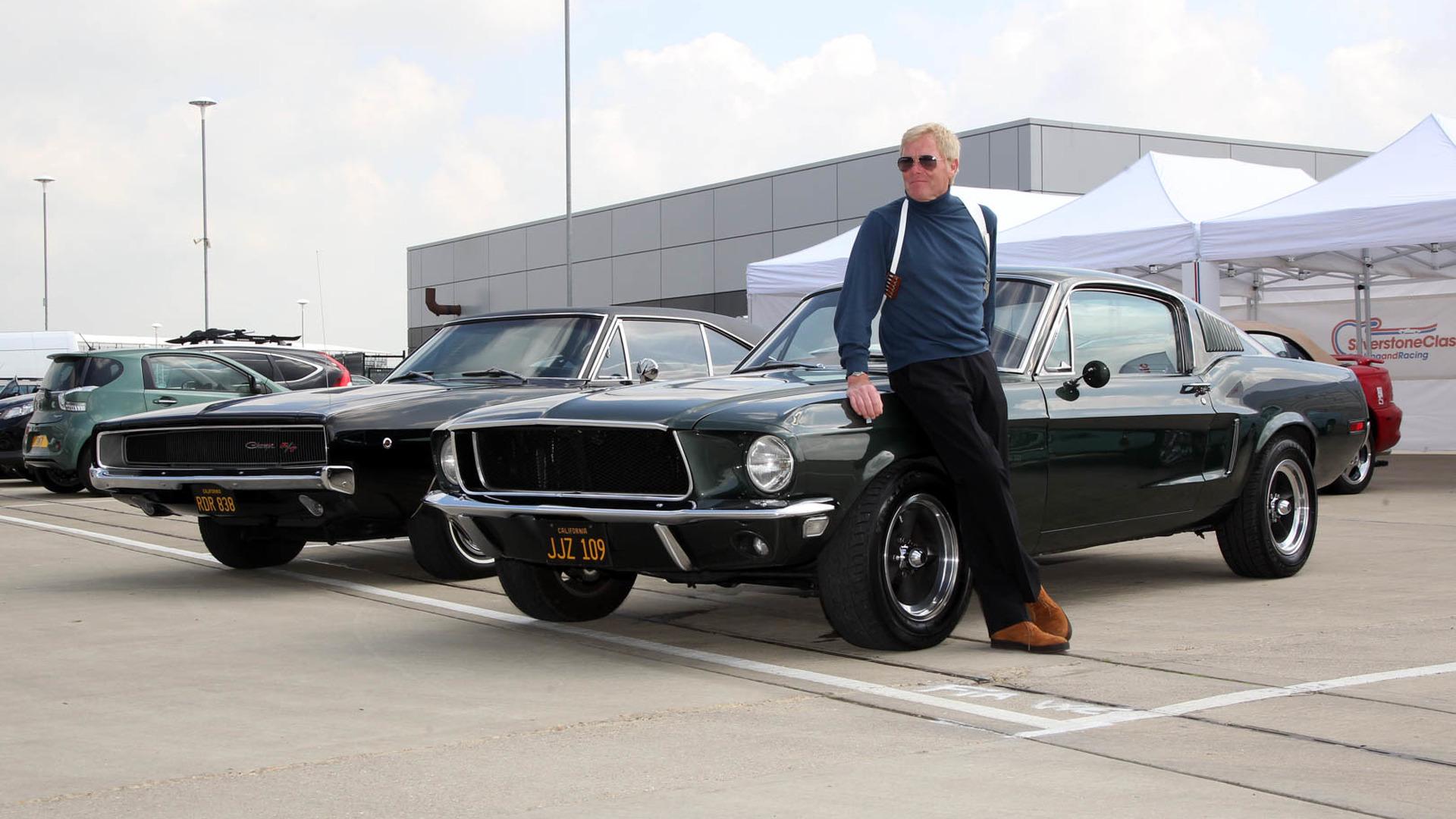 Iconic Bullitt Mustang Found In Californian Desert
