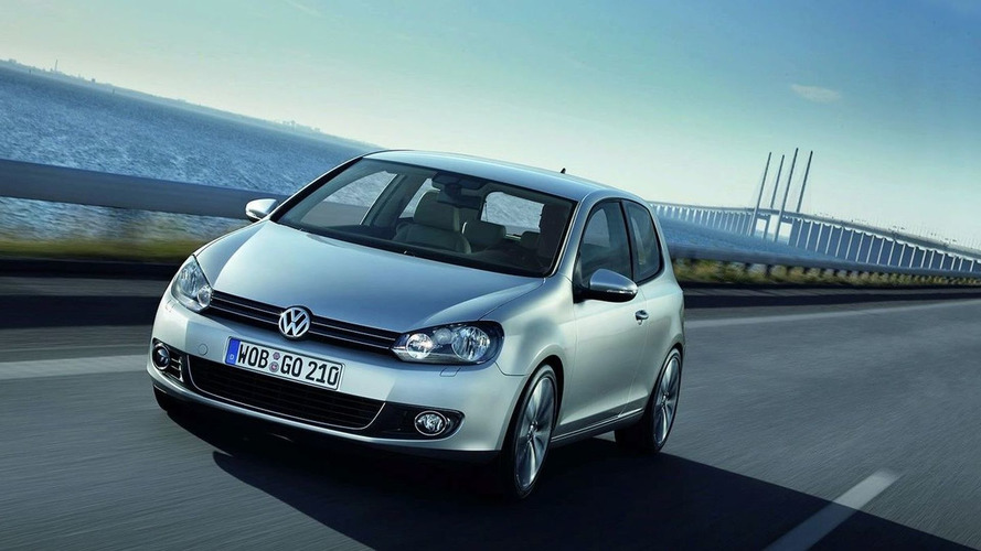 New VW Golf Awarded World Car of the Year