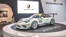 Porsche Canada unveils new GT3 Cup car for 2017