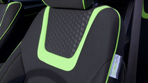 Ford shows off a Fusion Energi with an eco-friendly PlantBottle fabric interior [video]