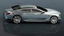 BMW Sportback Concept renderings