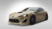 "Scion FR-S Carbon Stealth FR-S"" by John Toca"