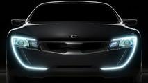 Kia to unveil Concept Coupe in Frankfurt