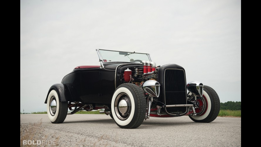 Ford Ol Jiggles Hot Rod
