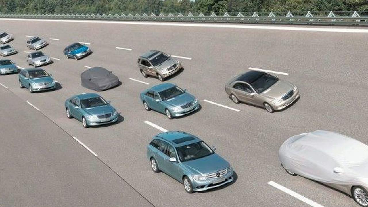Mercedes-Benz's CO2 'world champions'