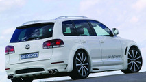 Volkswagen Touareg Facelift Wide Body by JE Design