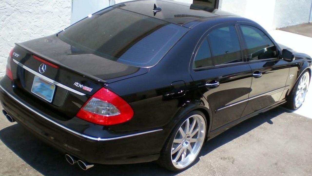 RENNtech Mercedes E 6.3 AMG
