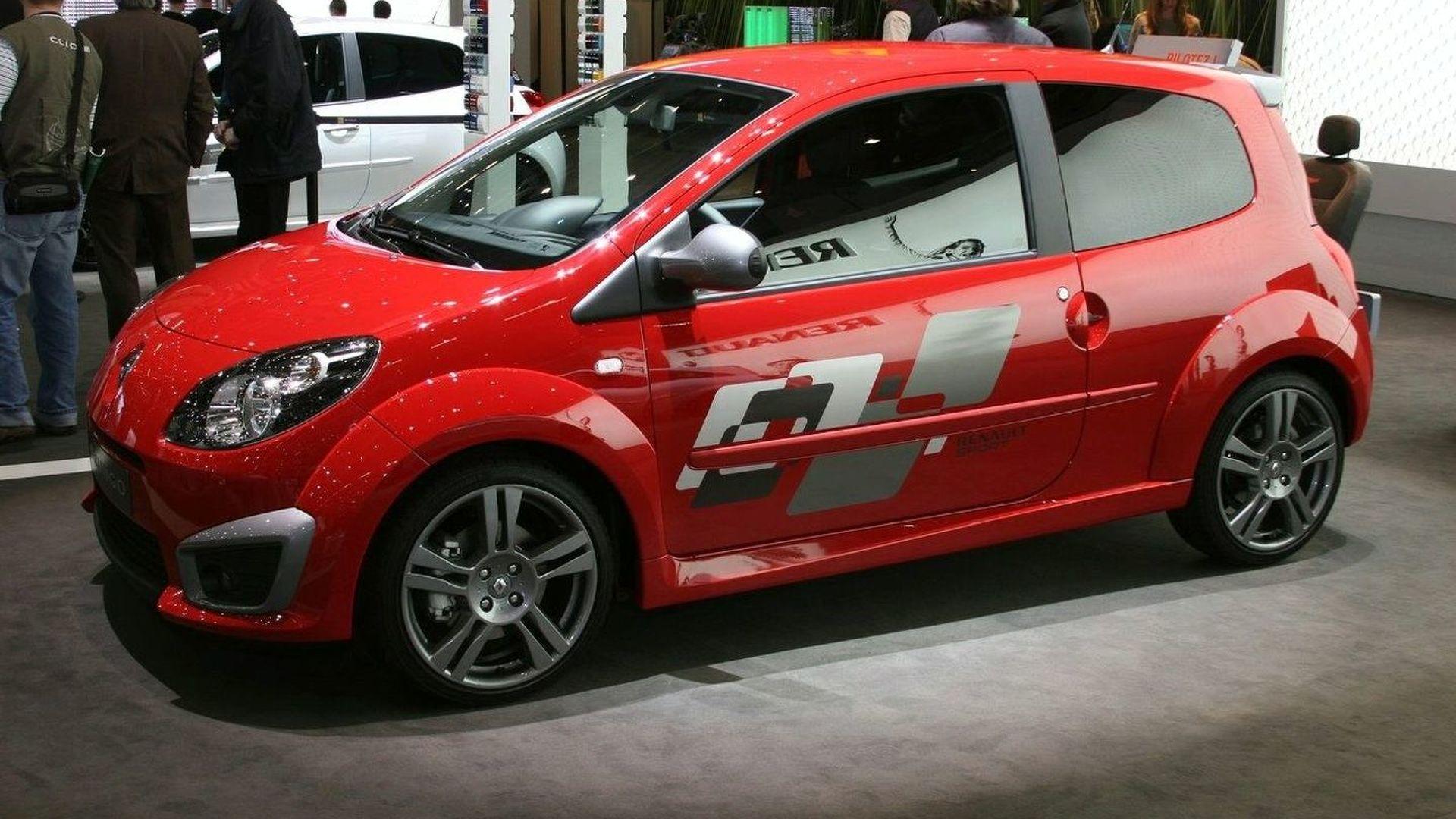 Renault Twingo RenaultSport revs up Geneva