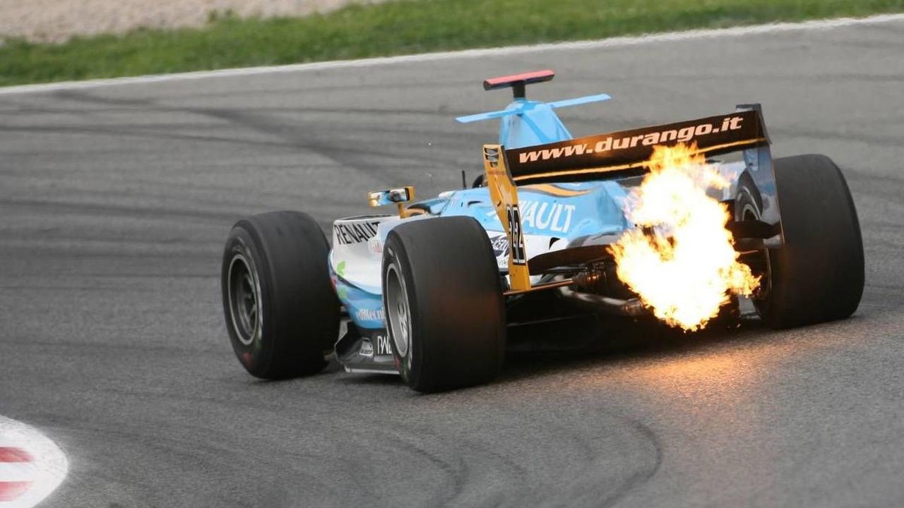 Davide Valsecchi, Durango, GP2 Championship 2009, Barcelona, Saturday Race, 09.05.2009 Barcelona, Spain