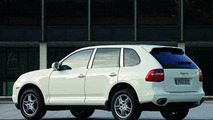 Porsche Cayenne Diesel Revealed