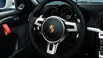 Porsche Tequipment PDK Steering Wheel with Gearshift Paddles 10.05.2010