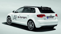 Audi A3 e-tron first official photos 08.04.2011