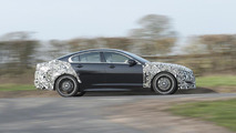 2012 Jaguar XF teaser image - 30.3.2011