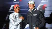 Button - Mclaren Rumours Move into Overdrive after Factory Visit