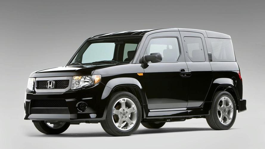 Honda Element Facelifted for 2009