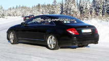 Facelifted Mercedes S-Class Coupe AMG Spied for First Time
