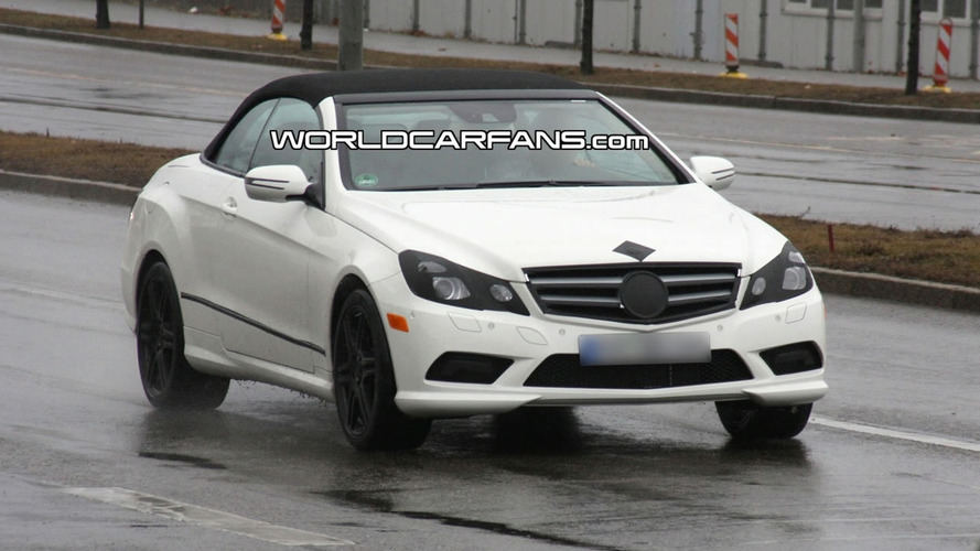 Mercedes E-Class cabrio and wagon to be delayed until 2010 - report