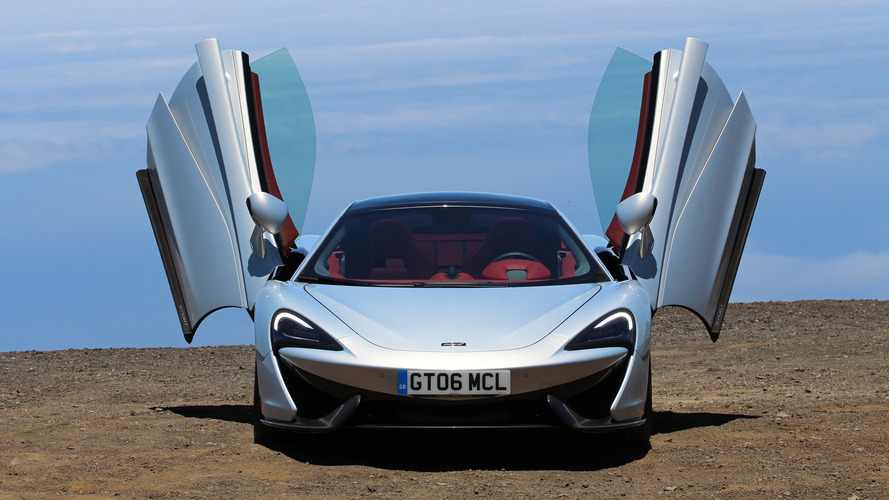 McLaren almost doubled annual sales in 2016