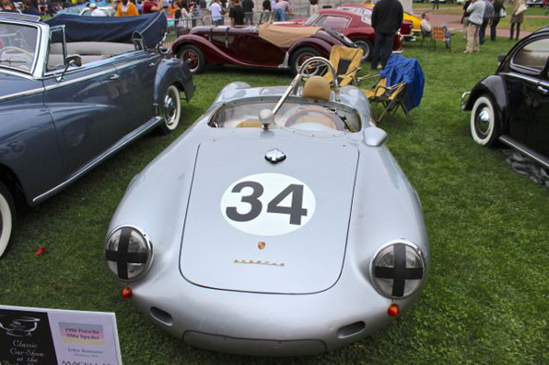 959 to GT40: Photos From the 2013 Boston Cup